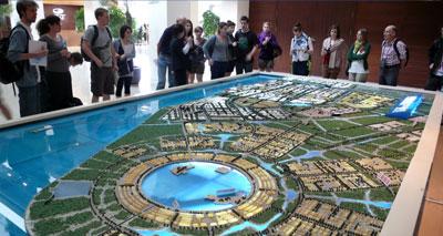 مبادرات لإنشاء مدن نموذجية خالية من انبعاثات ثاني أكسيد الكربون