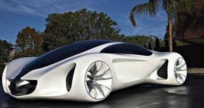 سيارة تجريبية جديدة تجمع بين السرعة وصداقة البيئة