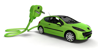سيارة كهربائية تقطع مسافات طويلة دون حاجة إلى الشحن