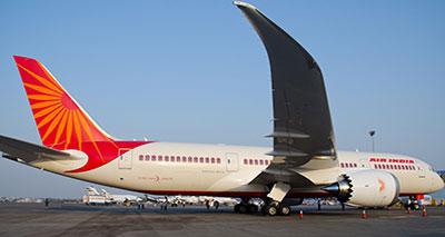 الهند تستعمل في الرحلات الداخلية طائرتها المرشدة للوقود
