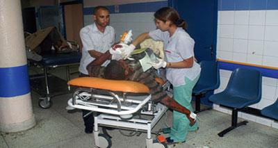 الملك محمد السادس يتكفل بمصاريف دفن وعلاج ضحايا حادثة طريق مراكش وارزازات