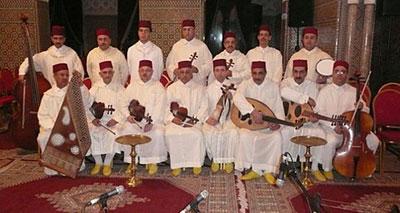 الموسيقى الاندلسية والمغرب العربي