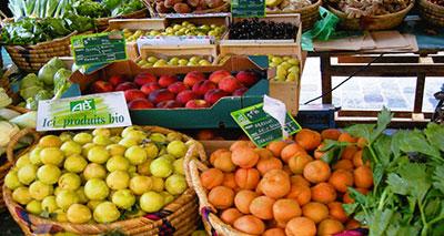 الأغذية العضوية ليست صالحة للصحة