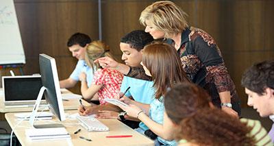 التعليم والتعلم الإلكتروني