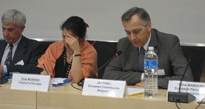 المجلس المكلف بالقضايا المرتبطة بحقوق المرأة والكرامة الإنسانية