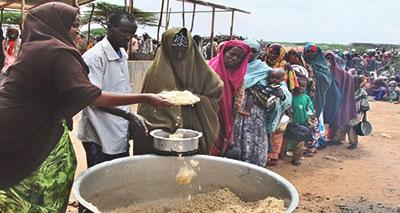 الجوع أكثر المخاطر الصحية فتكا بحياة العديد من الأشخاص عبر العالم