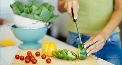 الطهي الصحي السبيل لمواجهة الأمراض المزمنة