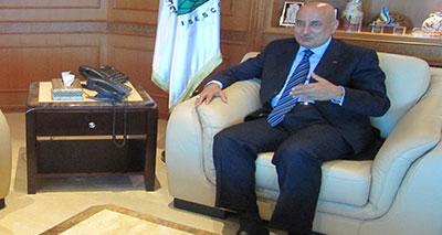 المدير العام للإيسيسكو الدكتور عبد العزيز بن عثمان التويجري