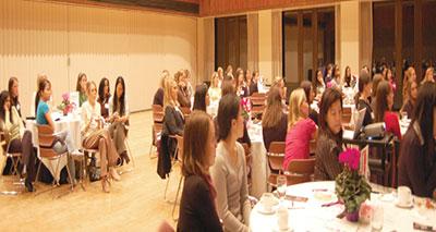 مؤتمر المرأة القيادة والتمكين 2013