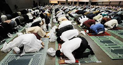 معهد «بيو»: في سنة 2030 سيكون عدد المسلمين أكثر من ربع سكان العالم