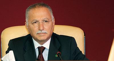 الدكتور أكمل الدين إحسان أوغلى أمين عام منظمة التعاون الإسلامي