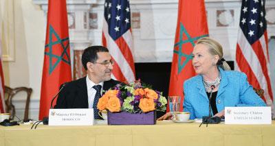 المغرب و الولايات المتحدة الامريكية يوقعان على مذكرة تفاهم للحوار الإستراتيجي