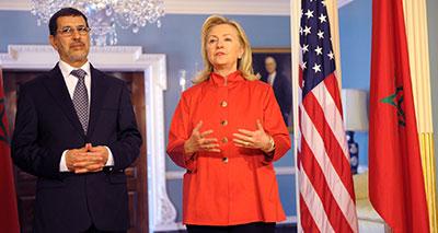 الحوار الاستراتيجي بين المغرب والولايات المتحدة
