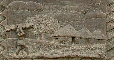 التراث العالمي بافريقيا
