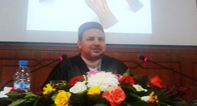 فضيلة الأمين العام للرابطة المحمدية للعلماء؛ الأستاذ الدكتور أحمد عبادي