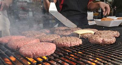 مداخن محلات تحضير الأطعمة السريعة أكثر إضرارا بالبيئة