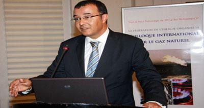 وزير الطاقة والمعادن والماء والبيئة٬ فؤاد الدويري
