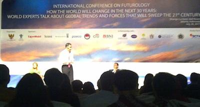 المؤتمر الدولي الأول لعلم المستقبل