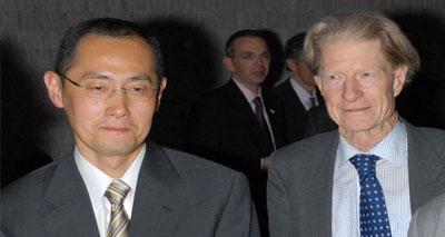 جائزة نوبل في الطب يتقاسمها بريطاني وياباني