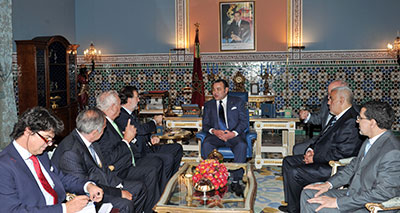 """المغرب واسبانيا عازمان على تعزيز """"الشراكة الإستراتيجية"""" بينهما"""
