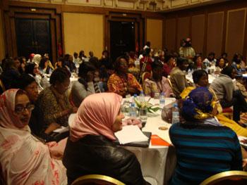 المؤتمر الدولي الخامس للنساء الإفريقيات المتفوقات