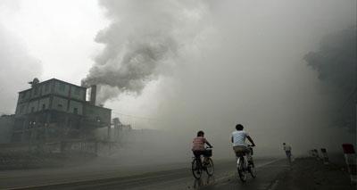 ملوثات الهواء الدقيقة تقتل الآلاف وتكبد الصين خسائر بالمليارات