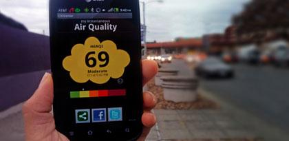 تقنية المستقبل … تعرف على أي الطرق ذات هواء أكثر نقاءا