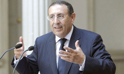 يوسف العمراني الوزير المنتدب في الشؤون الخارجية