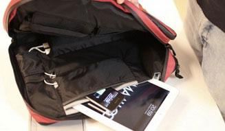 سعودي يبتكر حقيبة «ذكية» لتلاميذ المدارس