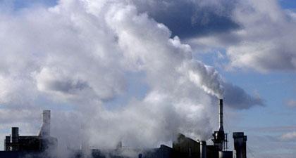 الانبعاثات المسببة للاحتباس الحراري