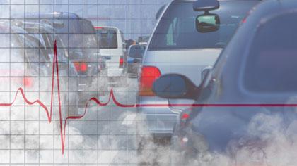 تلوث الهواء يسبب أمراضاً في القلب