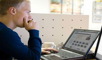 دراسة: الإنترنت يؤثر على قرارات شراء المنتجات الجديدة
