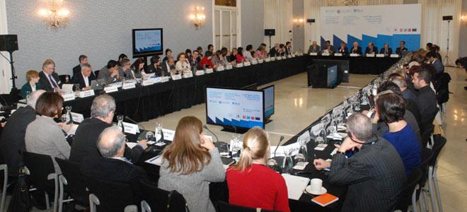 مهنيو الصحافة في المنطقة الأورومتوسطية