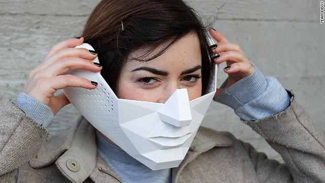 Edios Audio Mask