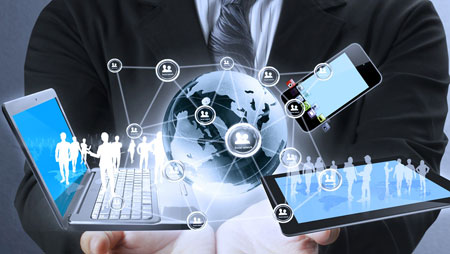 العالم الرقمي