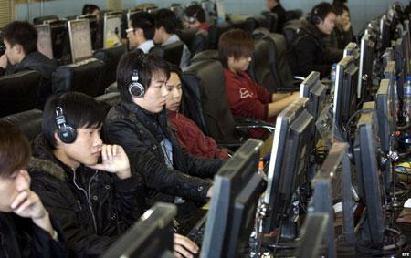 600 مليون مستخدم للإنترنت في الصين