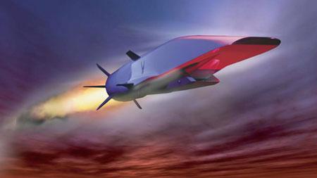 الصين تختبر طائرة تطير بسرعة تفوق سرعة الصوت
