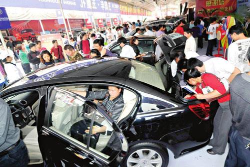 الصين أكبر منتج ومستهلك للسيارات