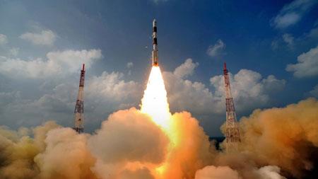 مركبة فضائية هندية تدخل مجال كوكب المريخ