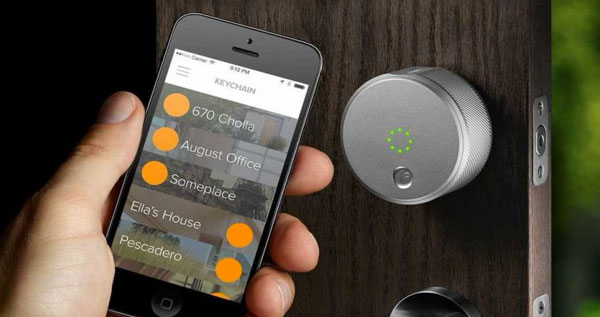 Now You Can Unlock Your Door Just By Walking Up To It With Your Smartphone