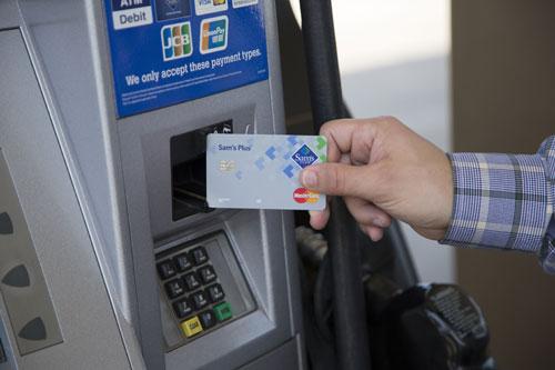 «ماستر كارد» تختبر بطاقة ائتمانية تعمل بالبصمة