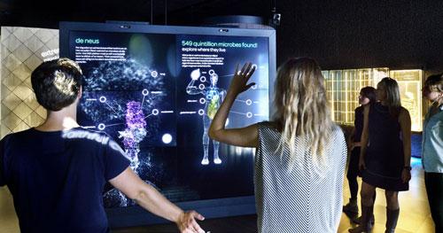 افتتاح حديقة الجراثيم في هولندا