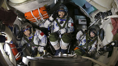 الصين تعتزم إرسال مختبر ثان إلى الفضاء عام 2016