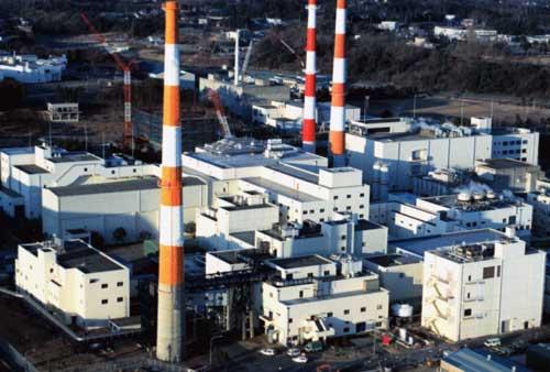 إغلاق محطة توكاي النووية اليابانية بحلول عام 2017