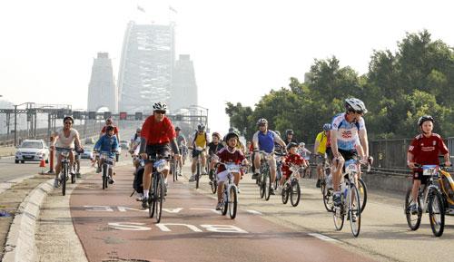 طفرة في استخدام الدراجات في سيدني باستراليا