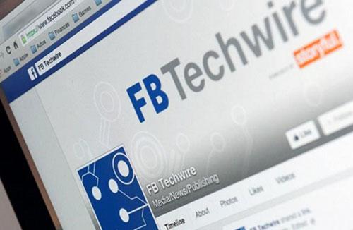 """""""فيسبوك"""" تطلق صفحة لأخبار التقنية"""