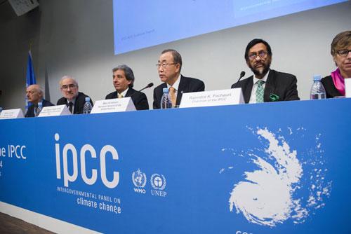 تقرير IPCC: لا وقود أحفوري بحلول 2100