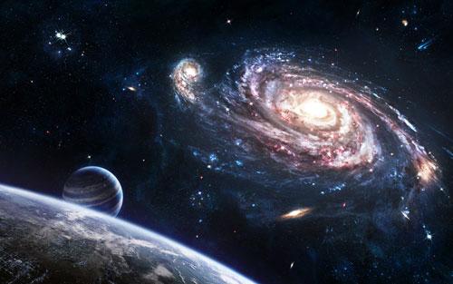 """تلسكوب """"ألما"""" يلتقط صورا قد تحل لغز نشأة الكون"""