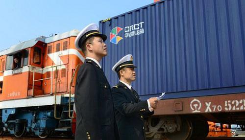 أطول سكة حديد تربط الصين بإسبانيا