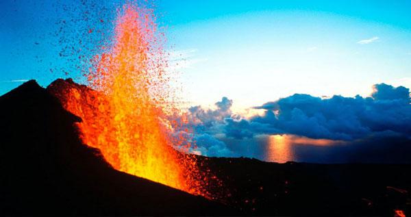 Réchauffement climatique: de petites éruptions volcaniques pourraient le ralentir, selon une étude